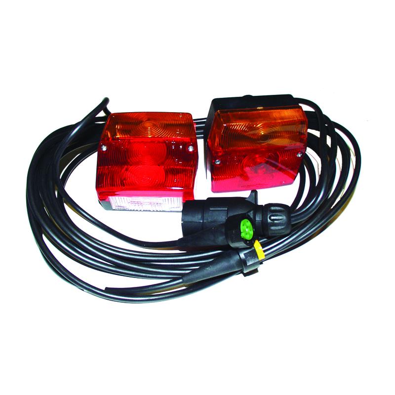 Lygte/kabelsæt - 2