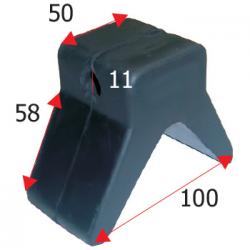 Stævnstøtte 11mm