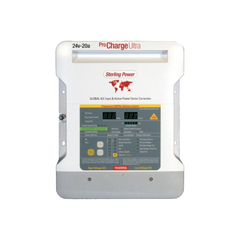 Pro Charge Ultra batterilader 12V - 1