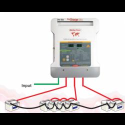 Pro Charge Ultra batterilader 12V - 3