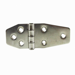 Hængsel i rustfrit stål 60x37x37 - 1