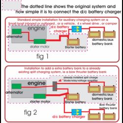 Batteri-til-batteri lader - 3