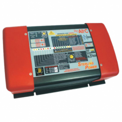 Generator-til-batteri lader - 1