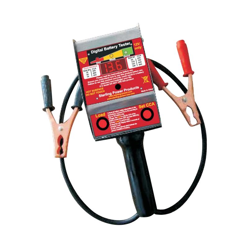 Digital battery tester - 1