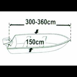 Sea Cover Formsyet Bådpresenning - 3