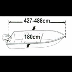 Sea Cover Formsyet Bådpresenning - 4