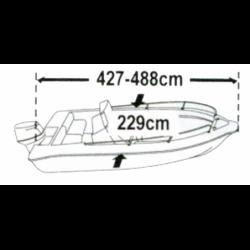 Sea Cover Formsyet Bådpresenning - 5