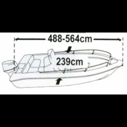 Sea Cover Formsyet Bådpresenning - 6