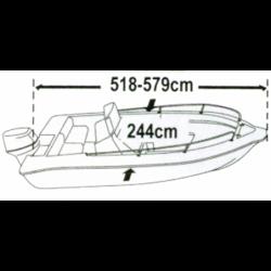 Sea Cover Formsyet Bådpresenning - 7