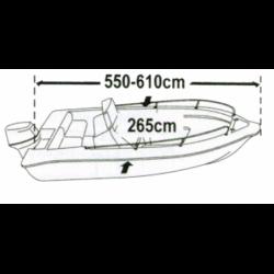 Sea Cover Formsyet Bådpresenning - 8