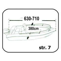 Sea Cover Formsyet Bådpresenning - 10