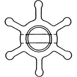 Impel til Bukh, neopren - 1