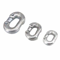 Kædesamleled, galvaniseret - 1
