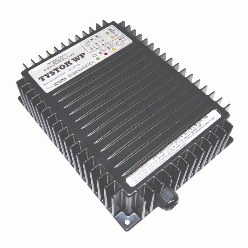 Tystor WP batterilader - 1
