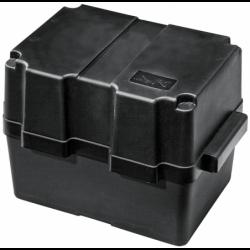 Batterikasse, sort - 1