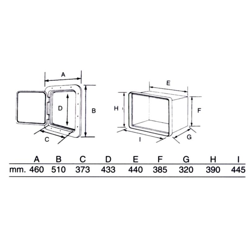 Kugleventil rustfri stål AISI 316