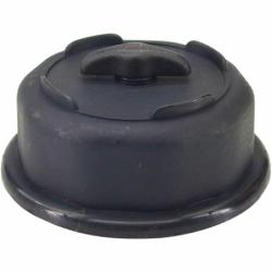 Bundgennemføring med slangestuds rustfri stål AISI 316