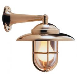 Vægmonteret gitterlampe - 1