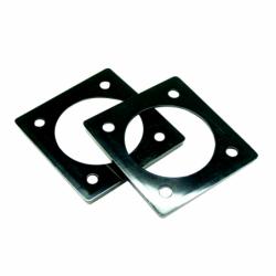 Håndpumpe m/manometer