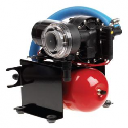 Johnson Aqua Jet Uno trykvandssystem - 1