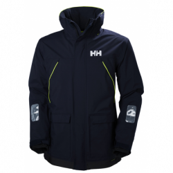 Helly Hansen Pier Jacket Navy, Herre - 1
