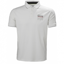 Helly Hansen HP Racing Polo - Hvid - Herre - 1