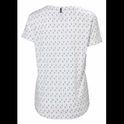 Helly Hansen Naiad T-shirt - Dame - Hvid - 4