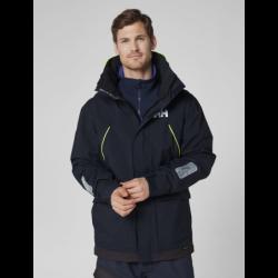 Helly Hansen Pier Sejlersæt - Herre m. navy jakke og navy bukser - 1