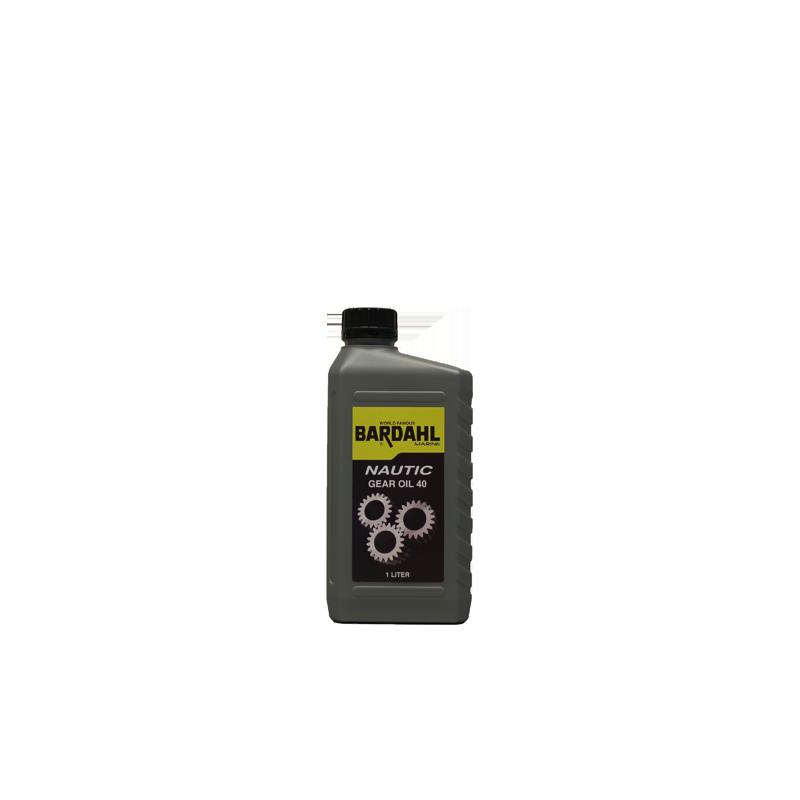 Bardahl Nautic Gearolie SAE40 GL4 - 1