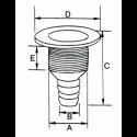 Fortress Anker - verdens bedste letvægtsanker, foldbart anker for let stuvning