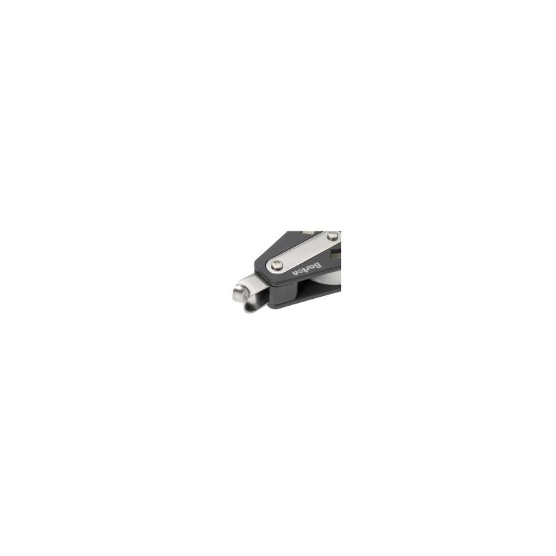 Violinblok til talje hal med fast øje - 1