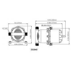 Kontrolkabel CC3300