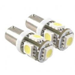 BA9S 0,8W LED Pære - 1