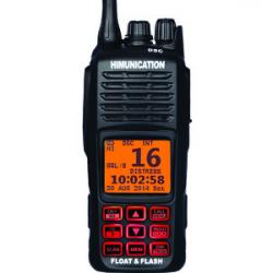 Bærbar VHF DSC klasse D med GPS HM-360 - 1