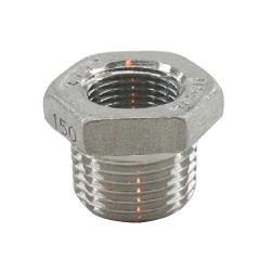 Reduktionsnippel i rustfrit stål AISI 316 - 1