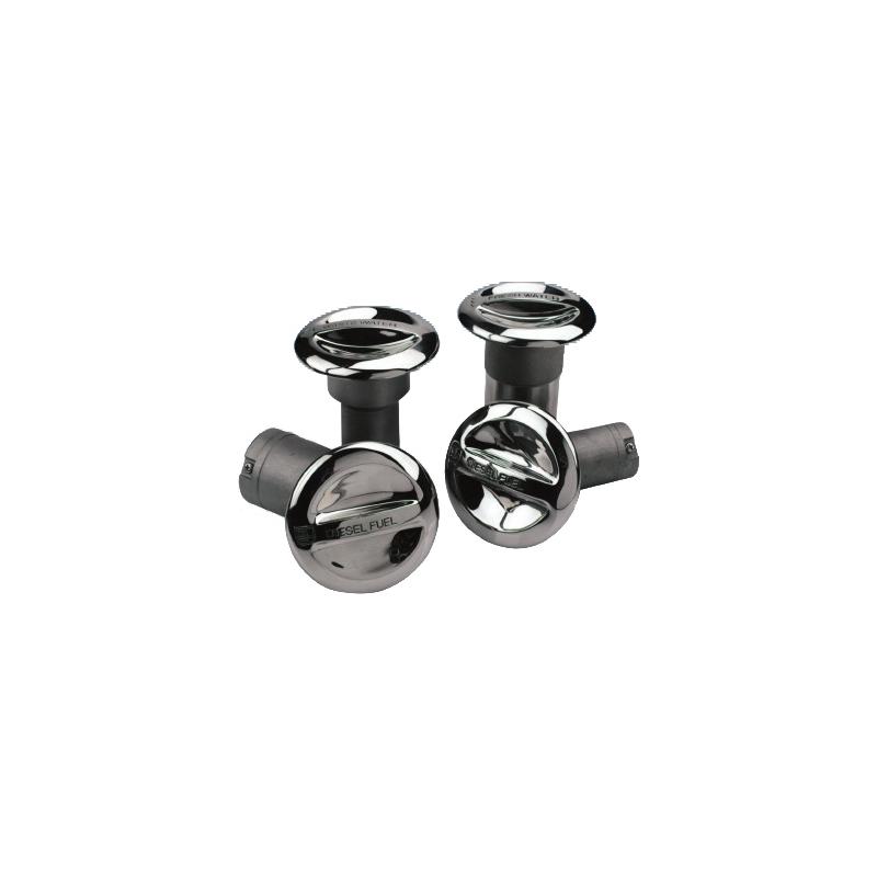 Tankpåfyldning til ferskvand i rustfrit stål AISI 316 - 1