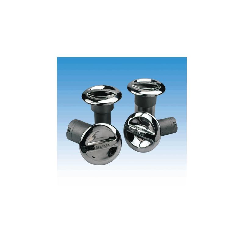 Tankpåfyldning til waste i rustfrit stål AISI 316 - 1