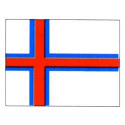 Færøsk nationalflag - 2