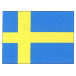Svensk nationalflag - 2