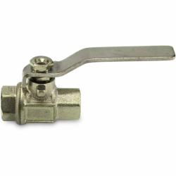 Kugleventil i rustfrit stål - 10