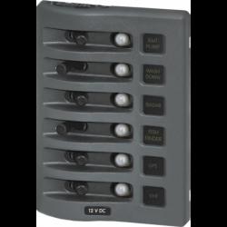 Vandtæt kontaktpanel Blue Sea Systems - 2