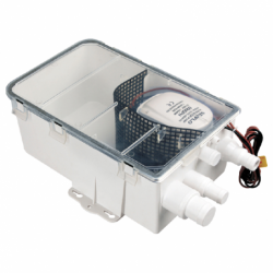 Seaflo Shineflo bruser sump system - 2