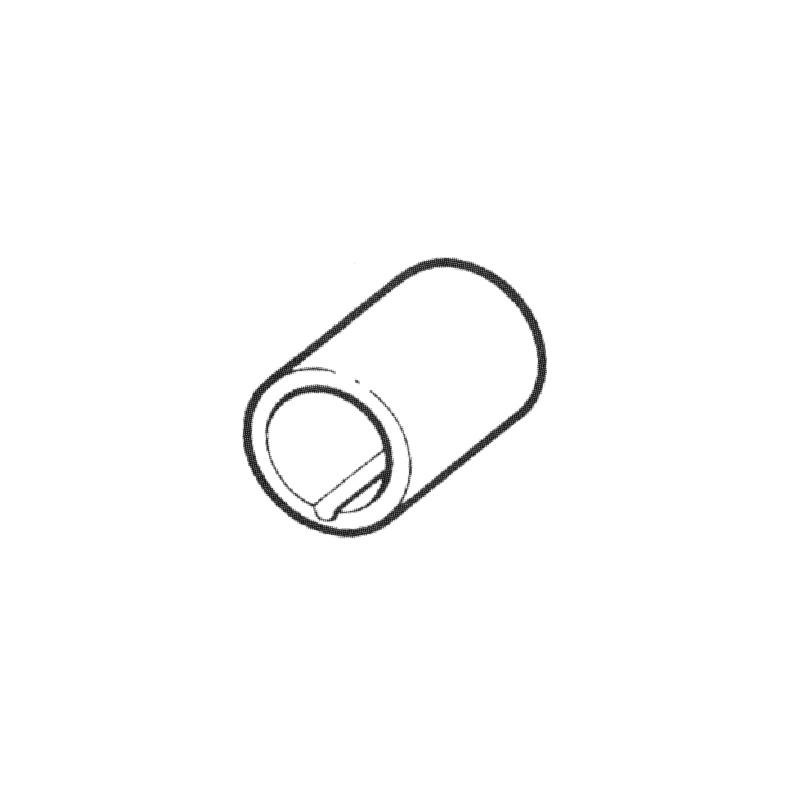 Enkelt blok m/svirvel & hunsvot, Barton