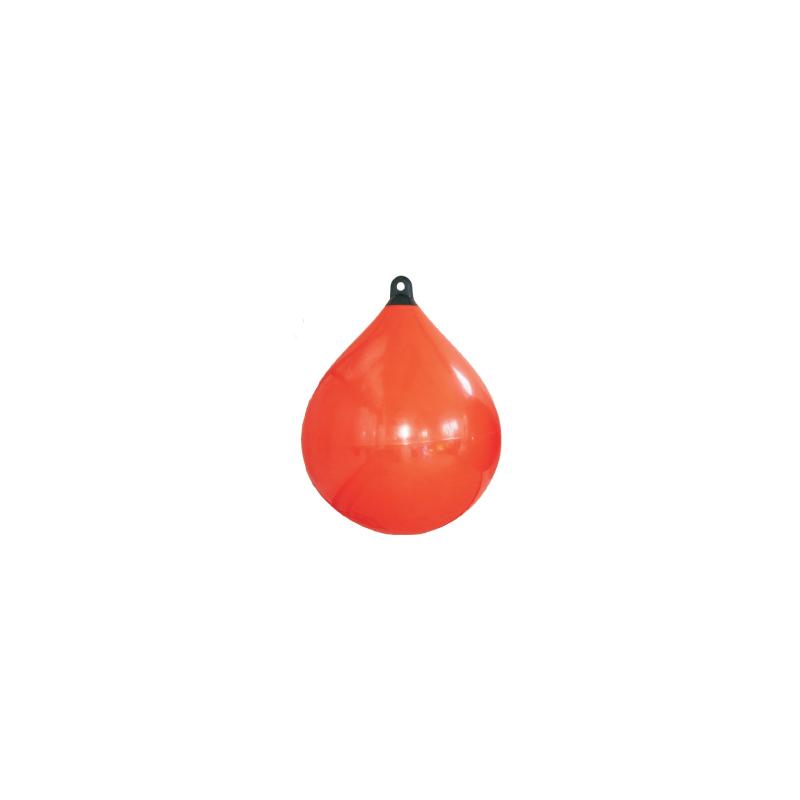 Majoni mærkebøje i rød - 1