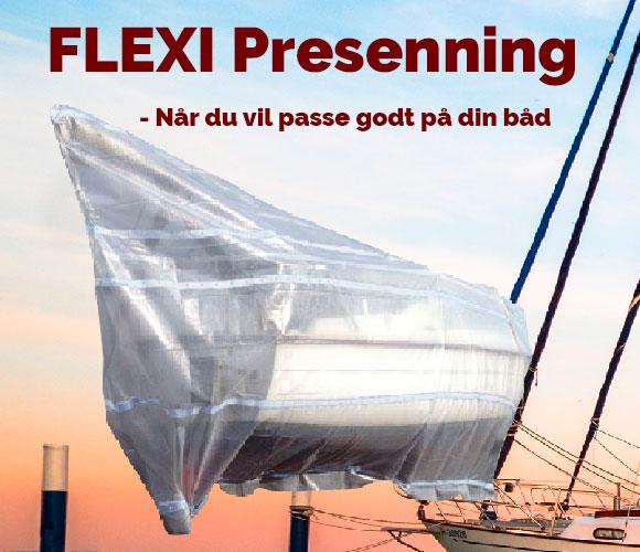 bådpresening